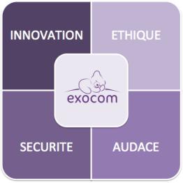 Exocom - Excellence pour exigence