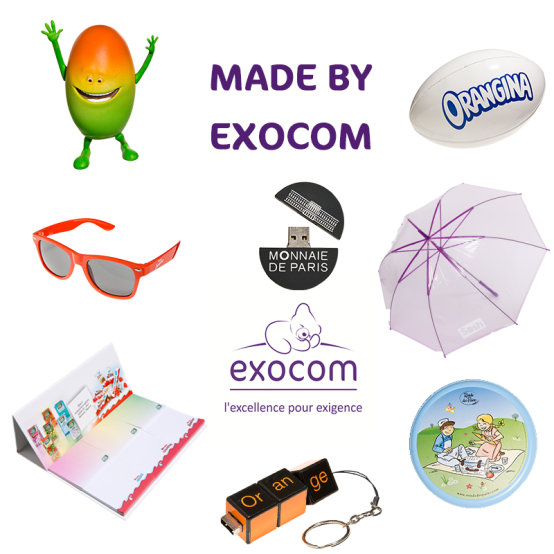 Made  by Exocom