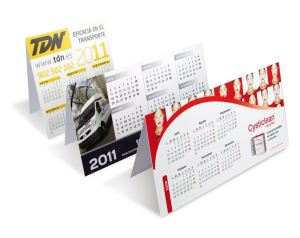 Calendriers chevalets