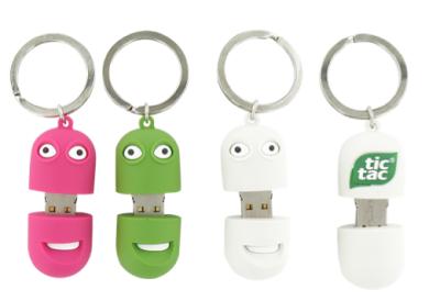 Clés USB Tic Tac
