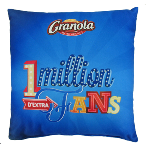 Coussin sublimation