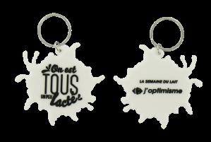 Porte-clés Carrefour, par EXOCOM
